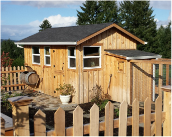 Garden Sheds Oregon pacific outbuildingsberger construction - home