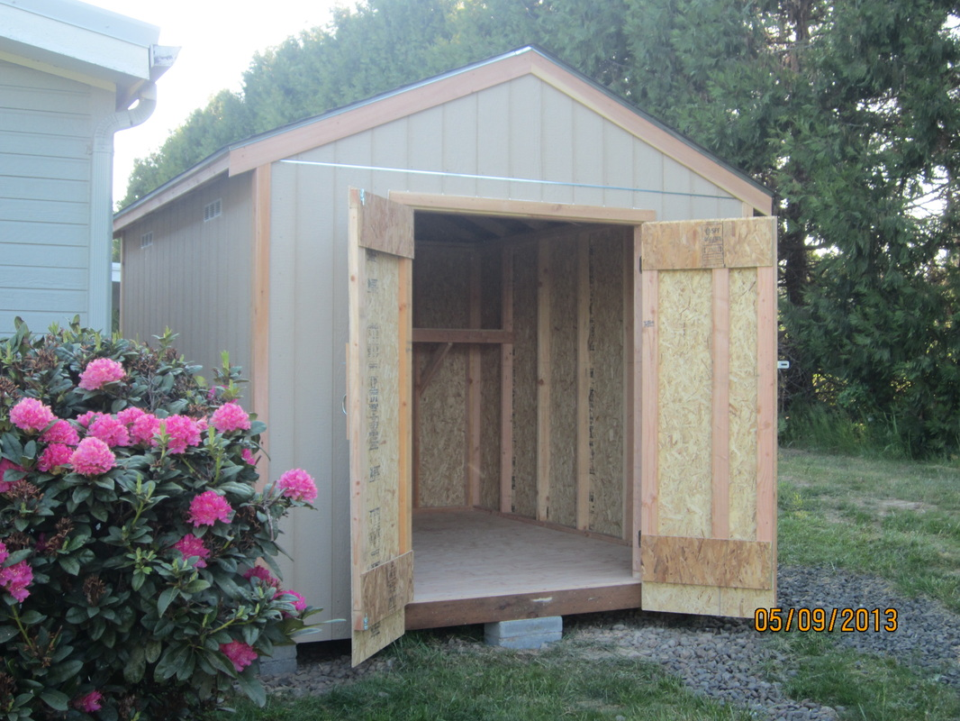 storage sheds pacific outbuildings by berger construction