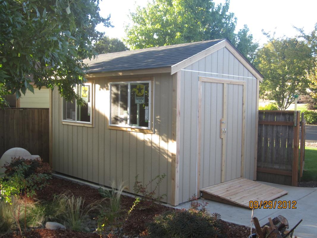 Garden Sheds Eugene Oregon storage sheds - pacific outbuildingsberger construction