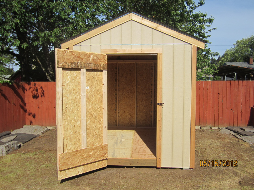 High Quality Unique Garden Sheds With Design