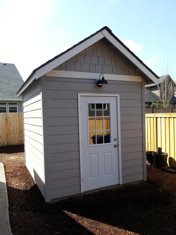 Superieur Garden Sheds Eugene Oregon Home Design Ideas