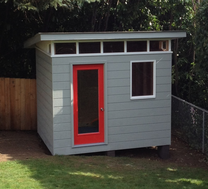 Pacific outbuildings by berger construction home for Custom storage sheds