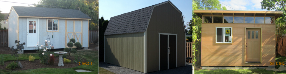 Premium Quality Outbuildings Custom Designed And Built On Your Location.  Whether You Need A Storage Shed, Backyard Office, Guest House, Cabin, Or  Garage, ...